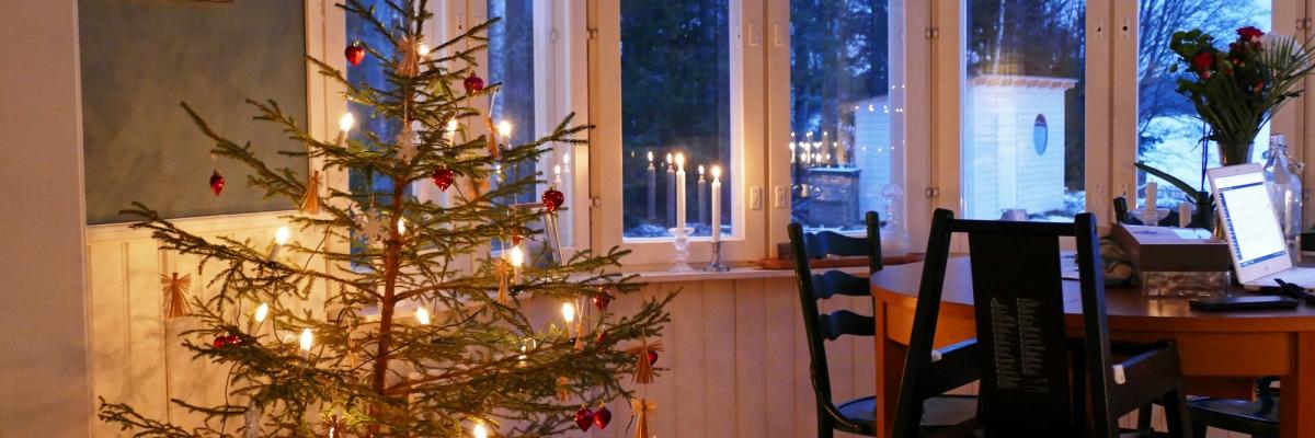 Jakten på julglädjen (och en datorsladd)