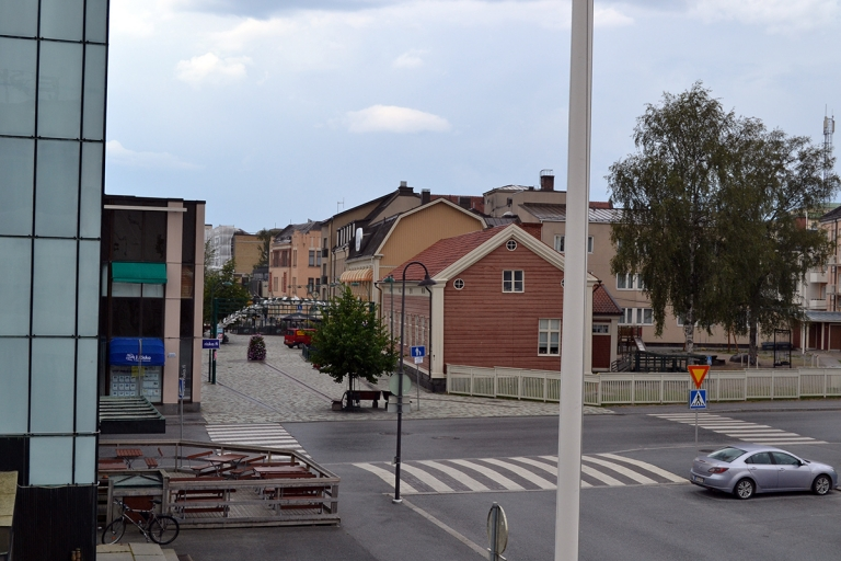 Lägenhet i centrum av Jakobstad uthyres