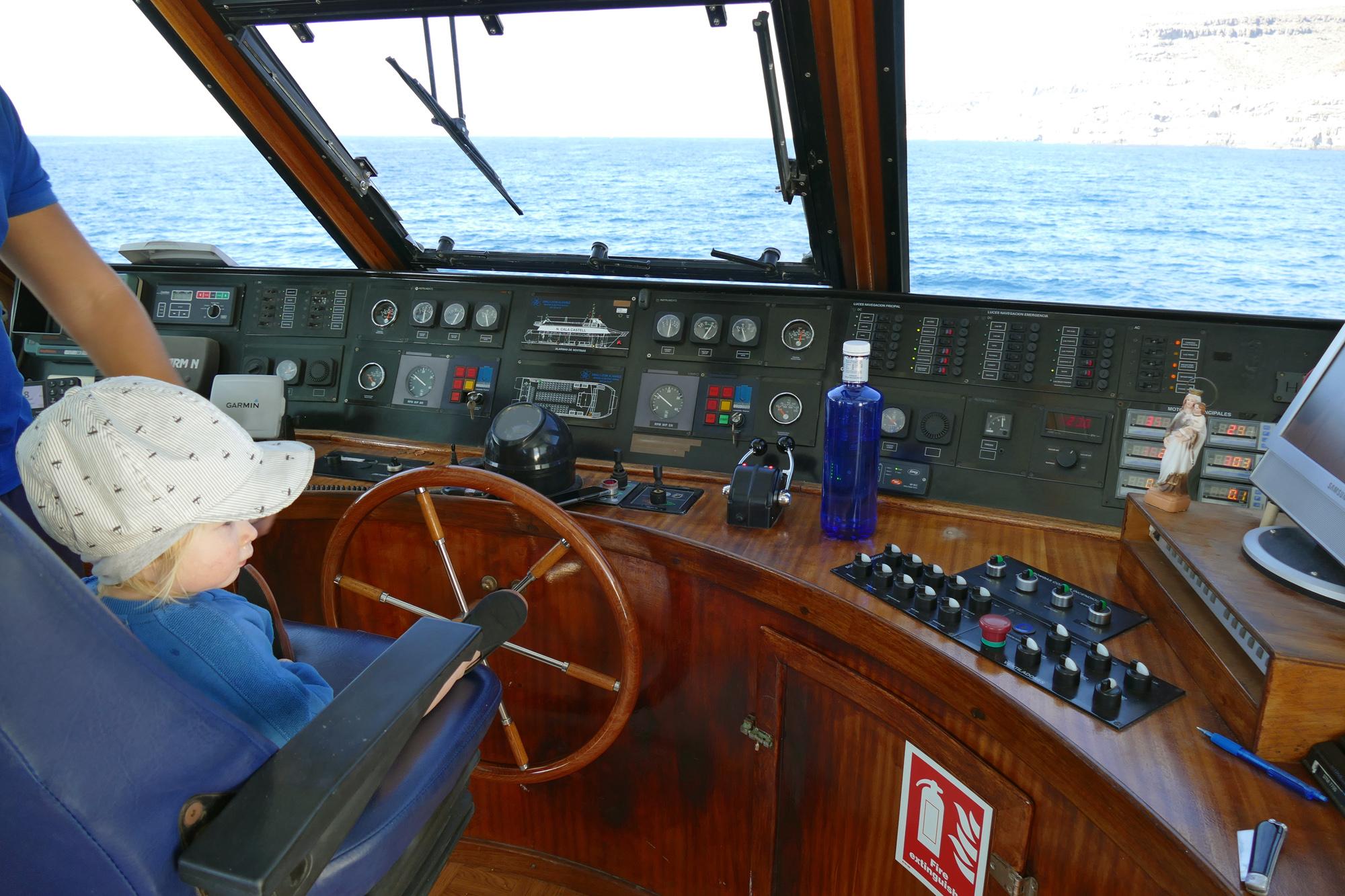 båt puerto rico puerto mogan