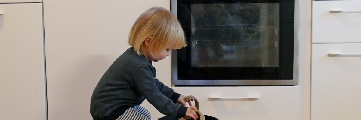 Marklyft är en naturlig övning: inspireras av barnen