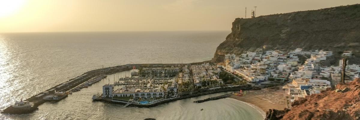 Vandra i Puerto de Mogán, Gran Canaria – två korta hikes