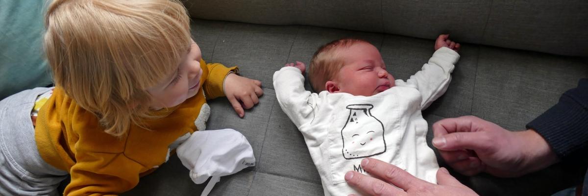 Mina målbilder under förlossningen