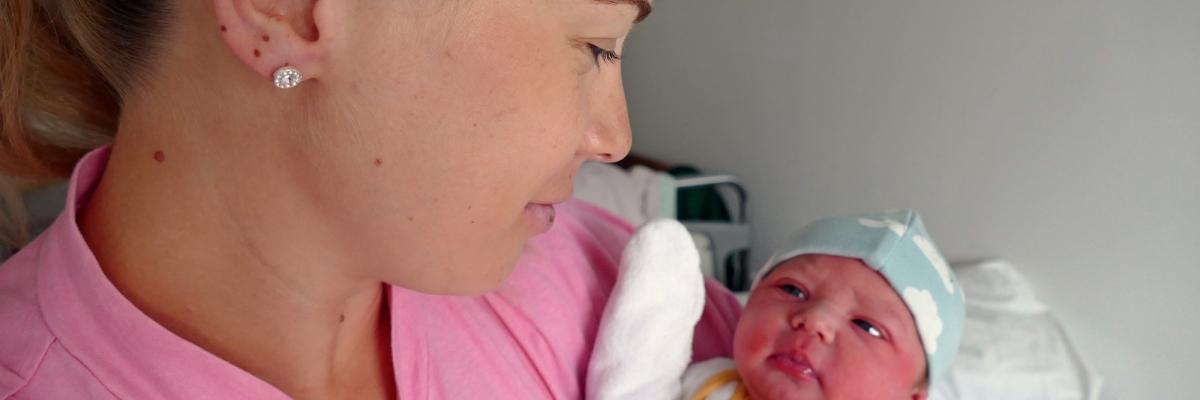 Förlossningsberättelse: jag fick min drömförlossning!