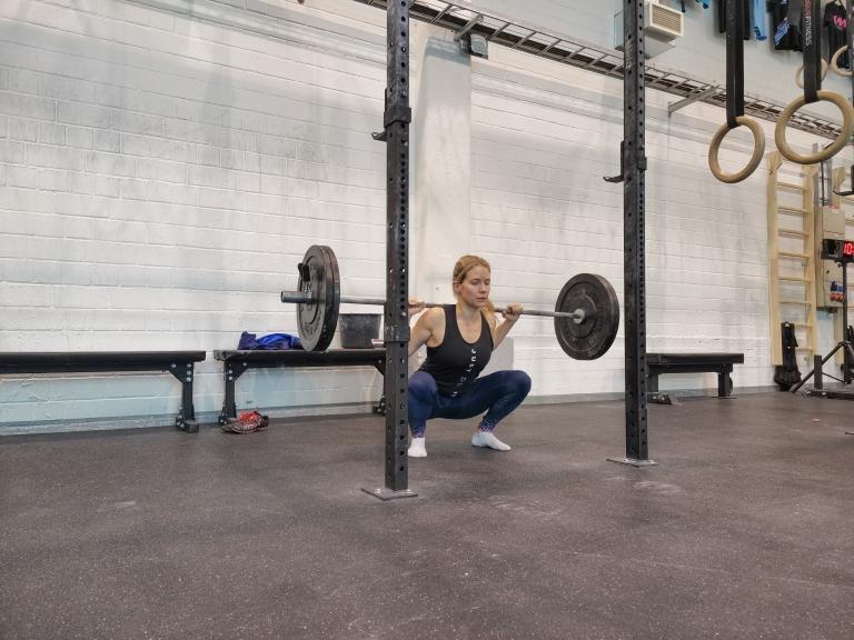 Jakten på ett dynamiskt bäckenbotten & rätt andning vid styrketräning