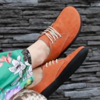 Barefoot Be Lenka City - Vegan - Tangerine - 1