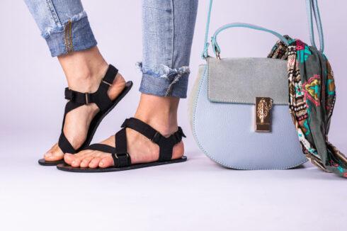Barefoot Sandals - Be Lenka Flexi - Black - 2