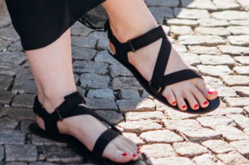 Barefoot Sandals - Be Lenka Flexi - Black - 6