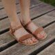 Barefoot Sandals - Be Lenka Grace - Brown - 3