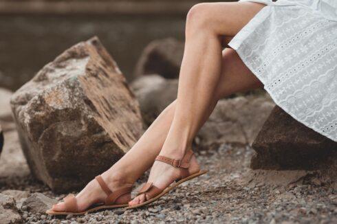 Barefoot Sandals - Be Lenka Grace - Brown - 5
