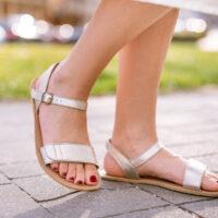 Barefoot Sandals - Be Lenka Grace - Gold - 3