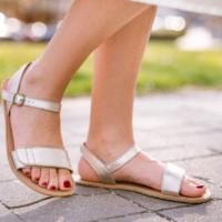 Barefoot Sandals - Be Lenka Grace - Gold - 1