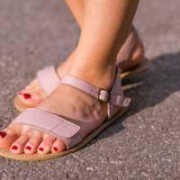 Barefoot Sandals - Be Lenka Grace - Rose - 1