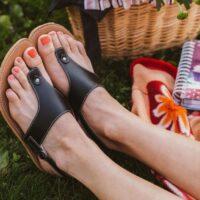 Barefoot Sandals - Be Lenka Promenade - Black - 1
