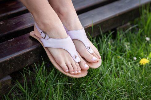 Barefoot Sandals - Be Lenka Promenade - Light Lilac - 5