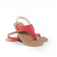 Barefoot Sandals - Be Lenka Promenade - Red - 2