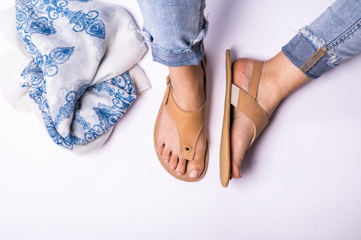 Barefoot Sandals - Be Lenka Promenade - Sand - 2