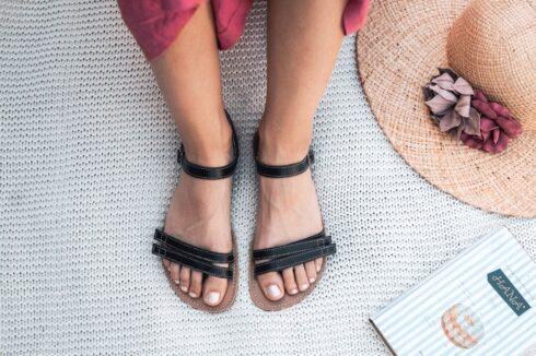 Barefoot Sandals - Be Lenka Summer - Black - 3