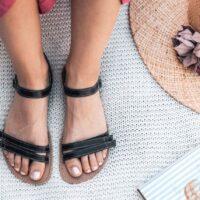 Barefoot Sandals - Be Lenka Summer - Black - 1