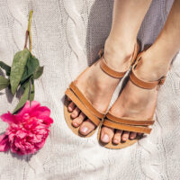 Barefoot Sandals - Be Lenka Summer - Brown - 3