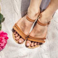 Barefoot Sandals - Be Lenka Summer - Brown - 1
