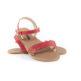 Barefoot Sandals - Be Lenka Summer - Red - 4