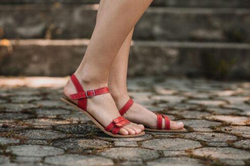 Barefoot Sandals - Be Lenka Summer - Red - 5