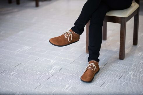 Barefoot Shoes - Be Lenka All-year - Icon - Cognac - 4