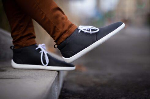 Barefoot Shoes - Be Lenka All-year - Icon - Dark Grey - 3