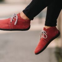 Barefoot Shoes - Be Lenka All-year - Icon - Deep Red - 1