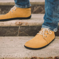Barefoot Shoes - Be Lenka All-year - Icon - Mustard - 3