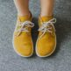 Barefoot Shoes - Be Lenka All-year - Icon - Mustard & White - 3