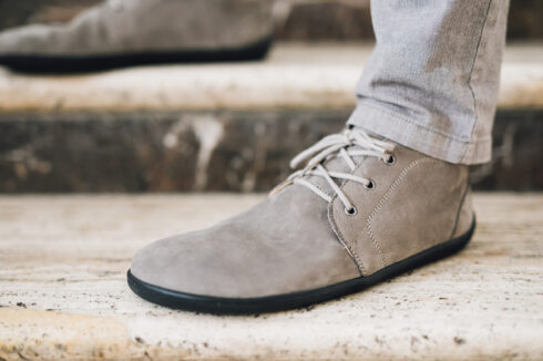 Barefoot Shoes - Be Lenka All-year - Icon - Pebble Grey - 2