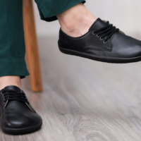 Barefoot Shoes - Be Lenka City - Black - 1