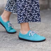 Barefoot Shoes - Be Lenka City - Turquoise - 1