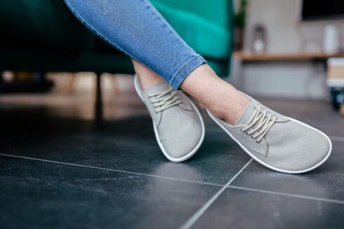 Barefoot Shoes - Be Lenka City - Vegan - Sand - 2