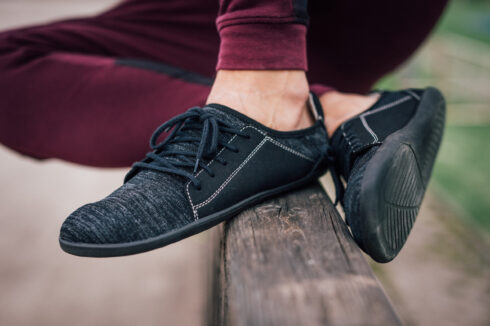 Barefoot Sneakers - Be Lenka Ace - Vegan - All Black - 2