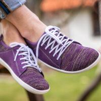 Barefoot Sneakers - Be Lenka Ace -  Vegan - Purple - 2