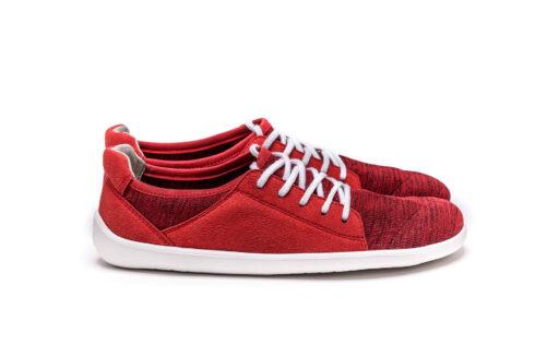 Barefoot Sneakers - Be Lenka Ace - Vegan - Red - 3