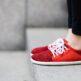 Barefoot Sneakers - Be Lenka Ace - Vegan - Red - 4