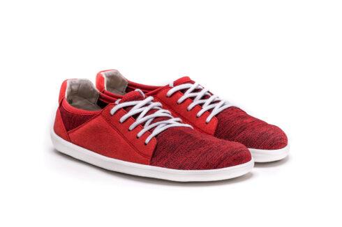 Barefoot Sneakers - Be Lenka Ace - Vegan - Red - 5