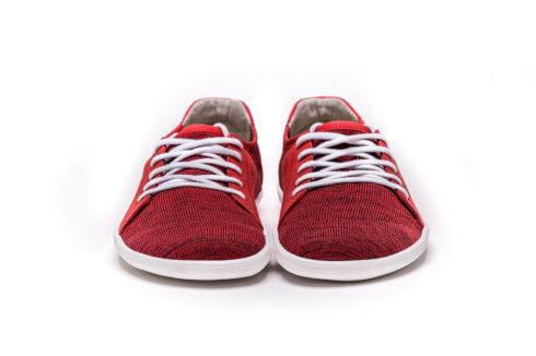Barefoot Sneakers - Be Lenka Ace - Vegan - Red - 6