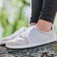 Barefoot Sneakers - Be Lenka Ace - Vegan - White - 1