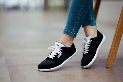 Barefoot Sneakers - Be Lenka Champ - Black - 3