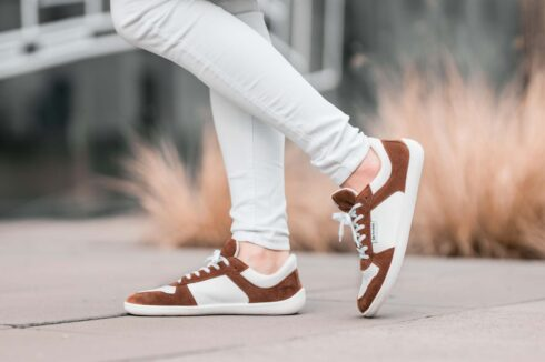 Barefoot Sneakers - Be Lenka Champ - Brownie - 2