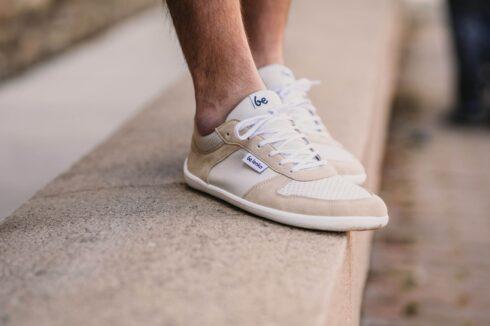 Barefoot Sneakers - Be Lenka Champ - Latte - 5