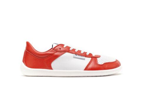 Barefoot Sneakers - Be Lenka Champ - Patriot - Red & White - 2