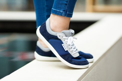 Barefoot Sneakers - Be Lenka Champ - Space - 3