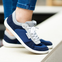 Barefoot Sneakers - Be Lenka Champ - Space - 1