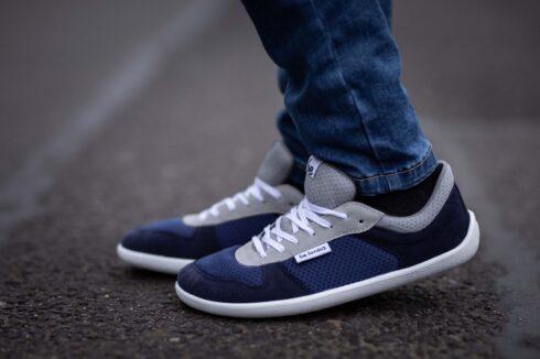Barefoot Sneakers - Be Lenka Champ - Space - 4