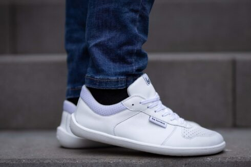 Barefoot Sneakers - Be Lenka Champ - White - 2